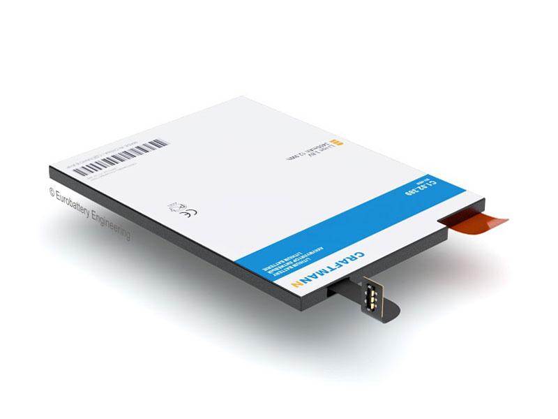 Аккумулятор BV4BW для Nokia Lumia 1520 RM937 3400mAh