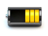 Среднее напряжение аккумулятора, приблизительно равное 50% заряда.