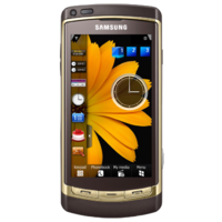 SAMSUNG GT-i8910 OMNIA HD GOLD EDITION