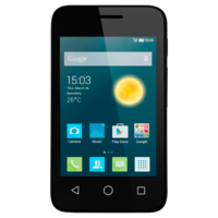 ALCATEL ONE TOUCH 4009D PIXI 3 3.5